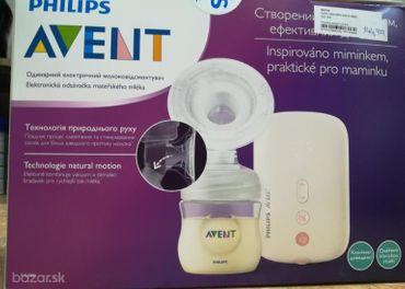 Automatická odsávačka mlieka Philips Avet