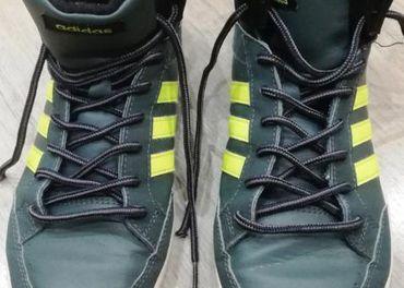 Chlapčenská prechodná členková obuv ADIDAS