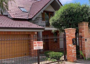 Predaj 5-izb. Rodinný dom - Novostavba v Malackách, Záhradná ulica