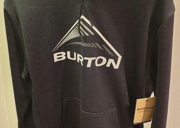 Burton mikiny a batohy