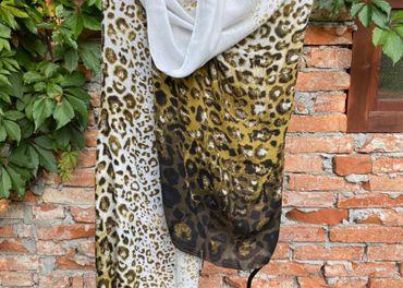 Marella veľká farebná šatka v top stave, ako nová, pc 85 €