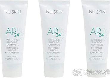 Nuskin zubná pasta Ap24 whitening