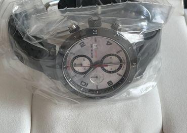 Montblanc Timewalker 43 Automatic Steel Chronograph