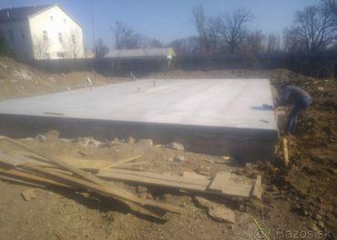Stavebná činnosť, Stavebné práce, Výstavba domov