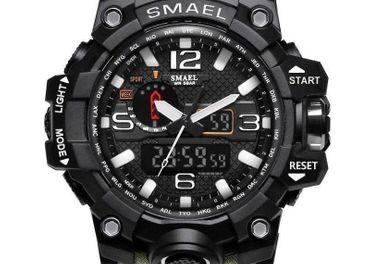 Nové masívne pánske hodinky SMAEL 2 Army , dobierka v cene