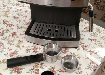 Pákový espresso kávovar Rhonson