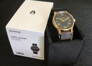 nove hodinky NIXON seiko fossil