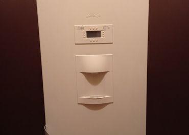 Gorenie kombinovana chladnička