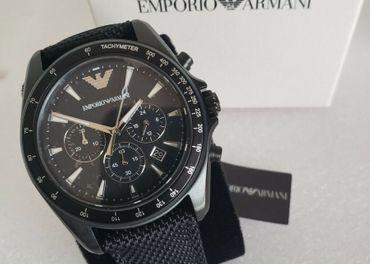 Nové pánske hodinky Emporio Armani AR6131 + Záruka