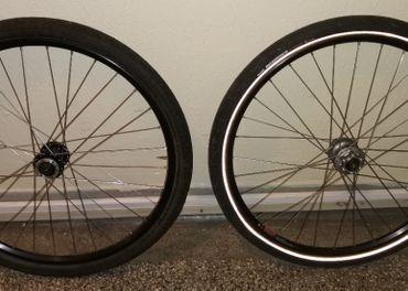 Predám kolesá ráfy WTB 26