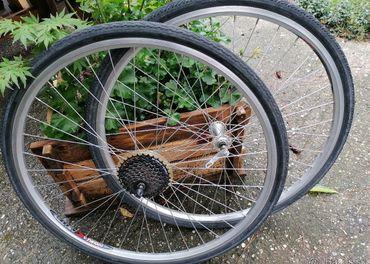 Predám kolesa na bicykel Kellys