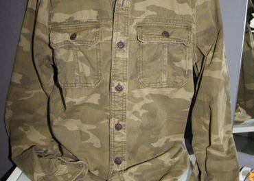 Pánska košeľa Abercrombie