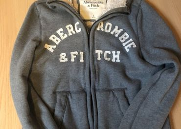 Abercrombie & Fitch vel.L mikina