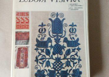 Slovenská ľudová výšivka: Anna Chlupova-1.vydanie