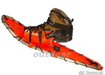 Predám nové snežnice na turistické topánky