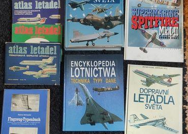 Letecké knihy