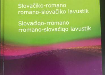 Novy- Predam Romsky Slovnik
