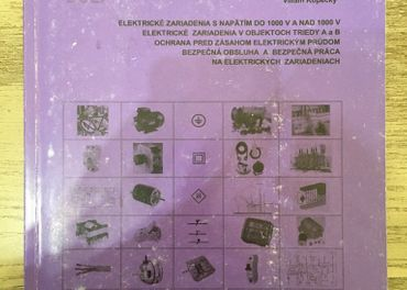 Odborná spôsobilosť v elektrotechnike (Viliam Kopecký)