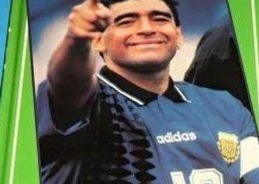 Ja, Diego  - Diego Maradona- Výborný stav