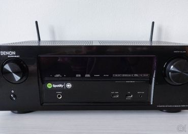 Denon AVR-X1100 / s malym nedostatkom