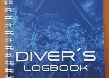 Predam potápačský denník
