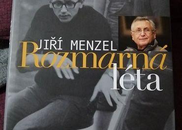 Rozmarná léta--Jiří Menzel--2013--POČET STRÁN 422--JAZYK čes