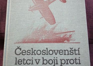 Českoslovenští letci v boji proti fašizmu--1987--Zdeněk Šmol