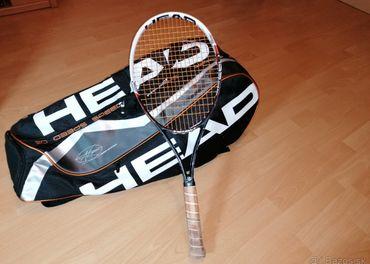 tenisová raketa a batoh GRAPHENE 360+ SPEED PRO series