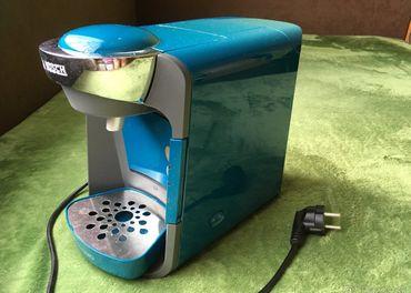 Kávovar Bosch Tassimo Suny /tyrkysová farba/