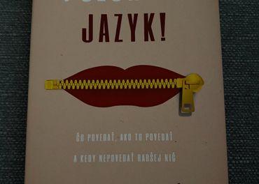 Kniha Pozor na jazyk