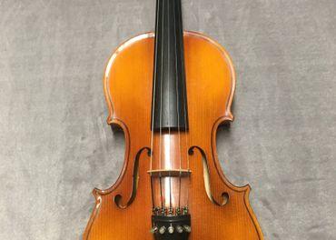 Predám kvintol - 5 strunové husle - veľkosť 4/4, celomasív