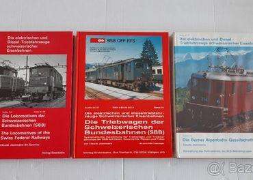 Knihy-vlaky