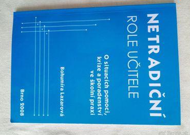 Predám knihu Netradiční role učitele