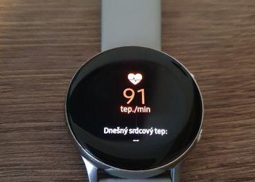 Smart hodinky Samsung Galaxy Watch Active SM-500