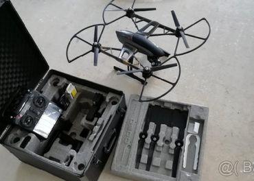 Dron Yuneec Typhoon q500 + 2 dalsie na nahradne diely