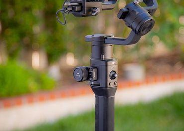 Stabilizátor DJI Ronin S + Switch Grip Dual Handle
