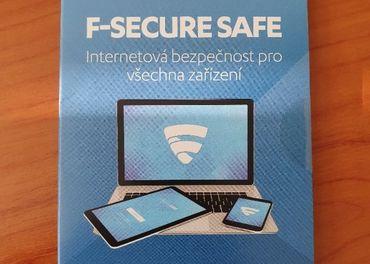 F-Secure ochrana zariadení