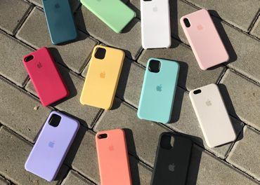 Silikónové kryty iPhone