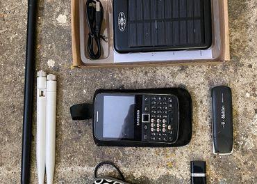 Predam stare mobily, nabijacku, powerbank, anteny....