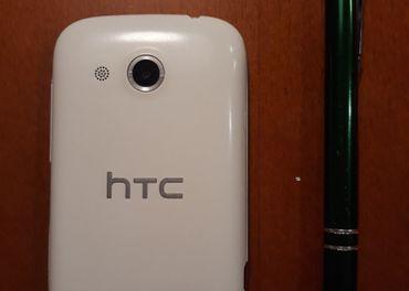 Lacno predám biely HTC Desire-C
