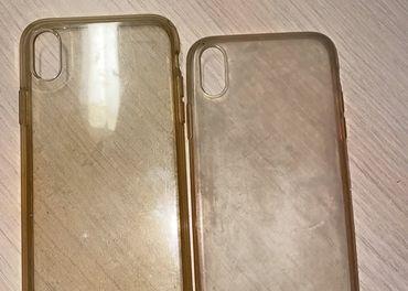 Obal na iPhone XR.