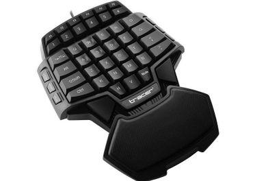 Herná klávesnica Tracer Avenger + podložka pod myš Fortnite