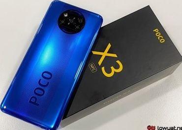 Xiaomi POCO X3 64GB modry