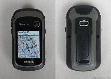 turistická navigácia Garmin eTrex 30 REZERVOVANÉ