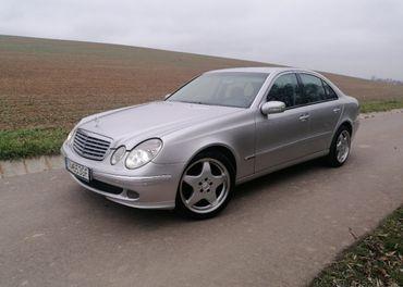 Mercedes E 220cdi