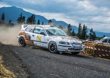 Honda Civic 1.6 VTI Rally