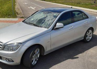 Mercedes Benz C200 (W204)