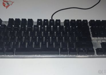 Mechanická klávesnica Zero