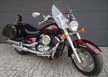 Yamaha Dragstar XVS 1100- Doplnky -Top Stav - 19.000 Km