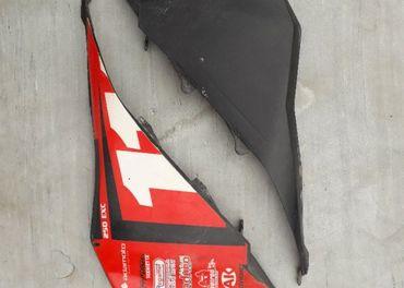 Kryty airboxu KTM SX/EXC 07-11